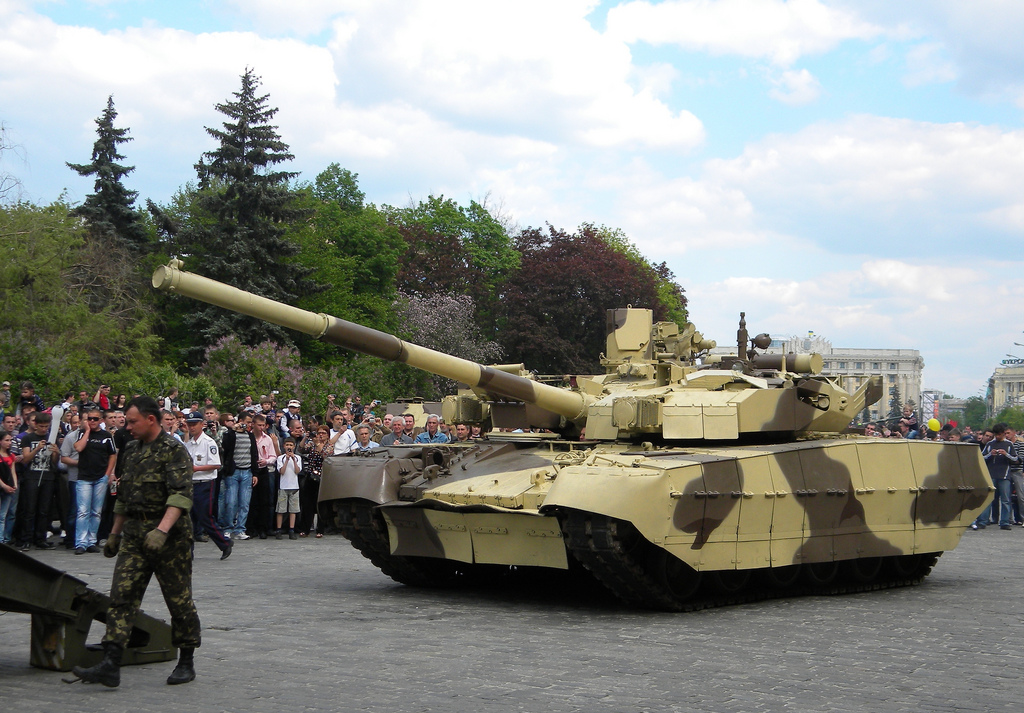 PULASKI POLICY PAPER: R. Johnson – OPK Lost: Ukraine's Defence Industrial Base In The 21st Century